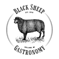 Black Sheep Gastronomy Logo